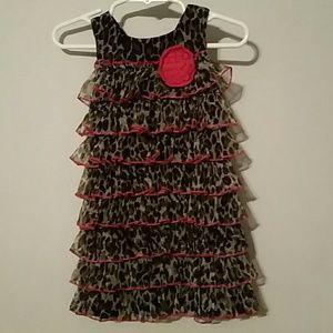 Fancy Tiered Dress